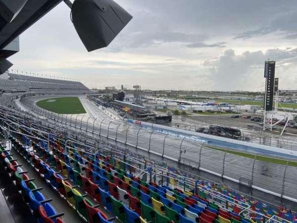 Daytona International Speedway, sección: 174, fila: 37, asiento: 26