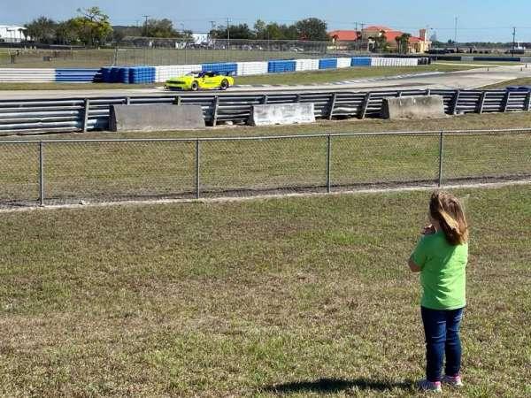 Sebring International Raceway, sección: Infield