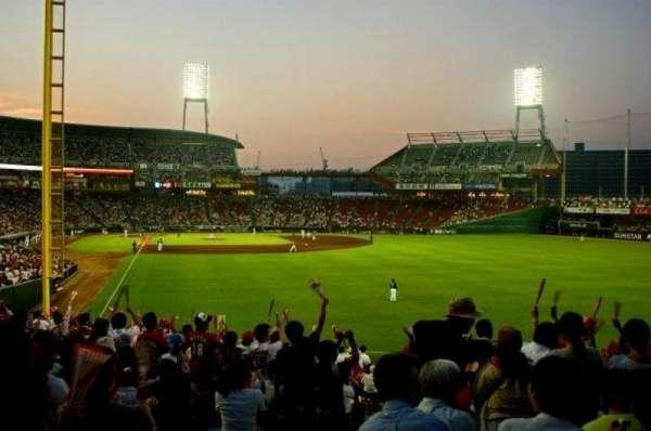 Mazda Zoom Zoom Stadium, sección: Outfield Reserved, fila: 24, asiento: R661