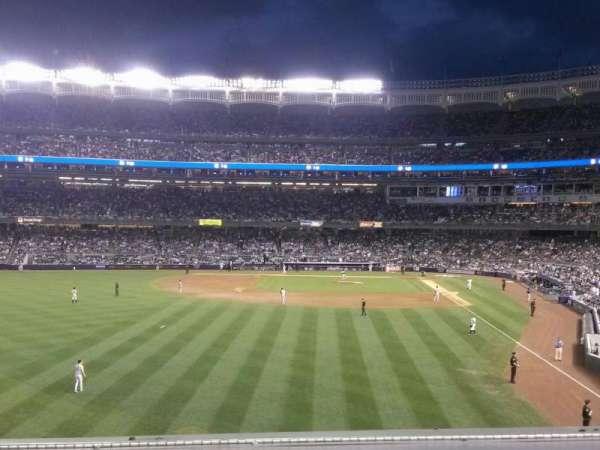 Yankee Stadium, sección: 234, fila: 1, asiento: 6
