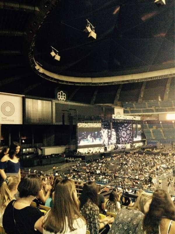 Olympic Stadium, Montreal, sección: 134, fila: P, asiento: 14