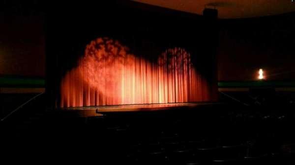 Landis Theater, sección: orchestra left, fila: p, asiento: 17