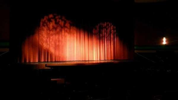 Landis Theater, sección: orchestra left, fila: n, asiento: 9