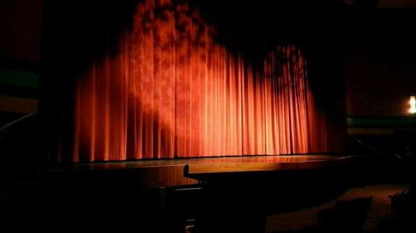 Landis Theater, sección: orchestra left, fila: f, asiento: 17