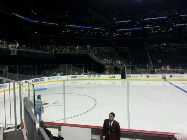 Barclays Center, sección: 28, fila: 7, asiento: 1