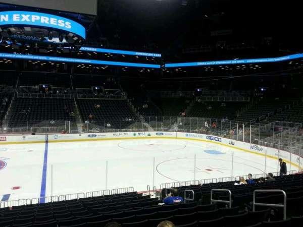 Barclays Center, sección: 24, fila: 15, asiento: 8