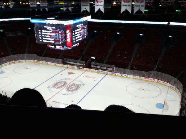 Centre Bell, sección: 316, fila: b, asiento: 5