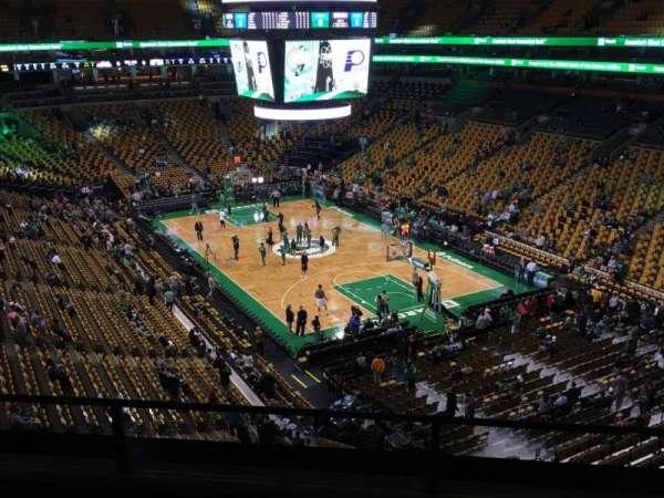 TD Garden, sección: Bal 311, fila: 6, asiento: 5