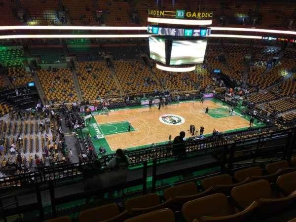 TD Garden, sección: Bal 318, fila: 10, asiento: 14