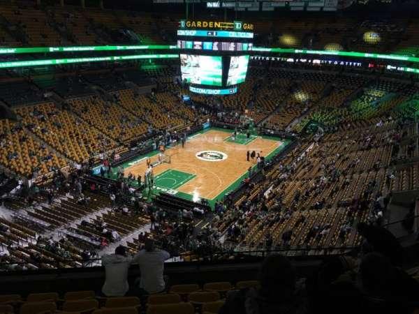 TD Garden, sección: Bal 321, fila: 7, asiento: 7