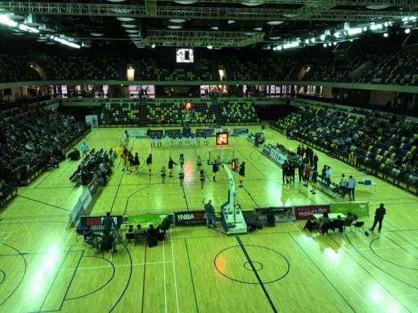 Copper Box Arena, sección: 208, fila: 13, asiento: 64