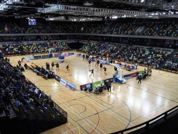 Copper Box Arena, sección: 209, fila: 15, asiento: 99