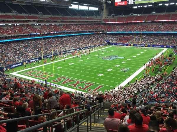 NRG Stadium, sección: 347, fila: S, asiento: 8