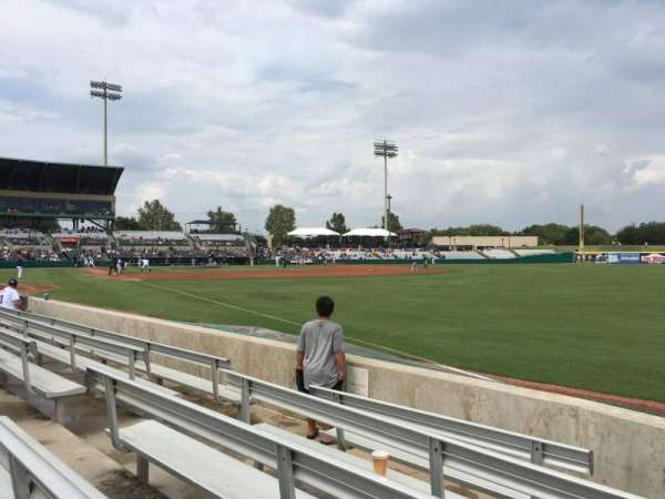 Nelson W. Wolff Municipal Stadium, sección: 122, fila: E, asiento: 9
