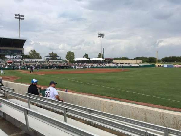 Nelson W. Wolff Municipal Stadium, sección: 120, fila: E, asiento: 15