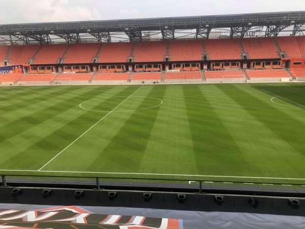 BBVA Stadium, sección: PC2