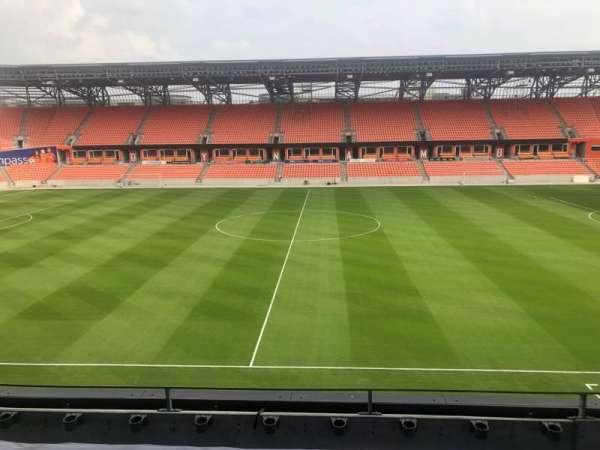 BBVA Stadium, sección: PC3