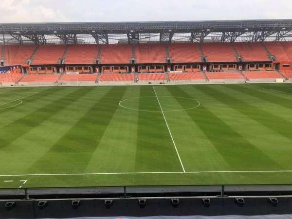 BBVA Stadium, sección: PC4