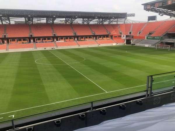 BBVA Stadium, sección: PC5