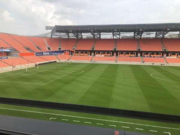 BBVA Stadium, sección: PC6