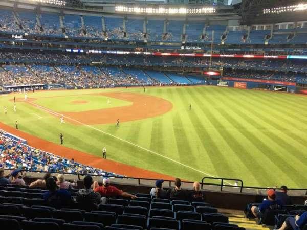 Rogers Centre, sección: 212L, fila: 10, asiento: 101