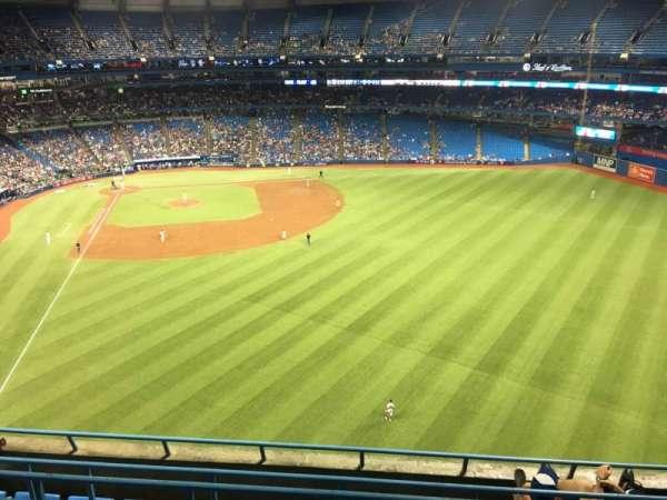 Rogers Centre, sección: 507L, fila: 6, asiento: 103