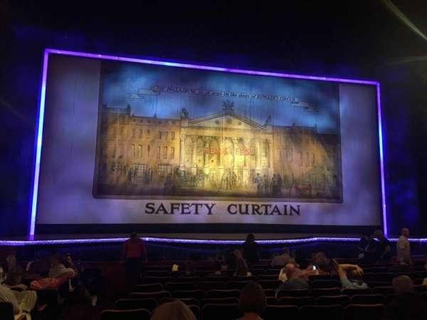 The London Palladium, sección: Stalls, fila: N, asiento: 31