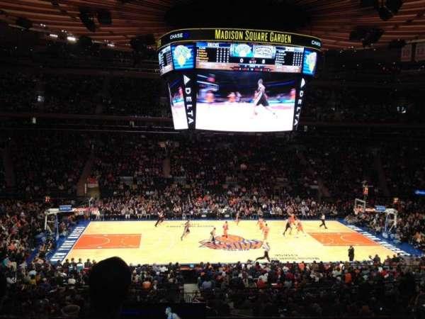 Madison Square Garden, sección: Suite 45, asiento: 5