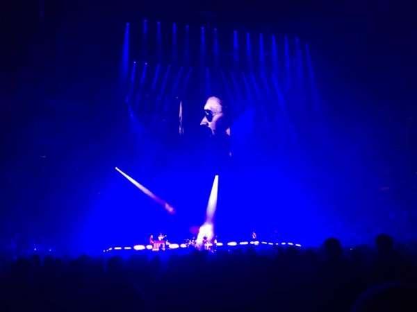 Scotiabank Arena, sección: FLR L, fila: 23, asiento: 7