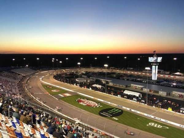 Richmond International Raceway, sección: P, fila: 22, asiento: 1
