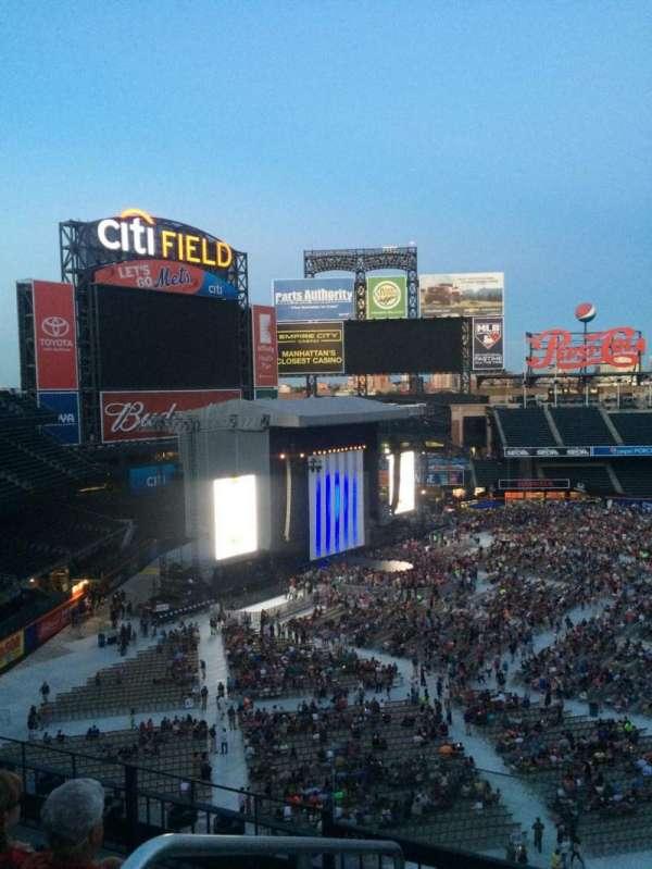 Citi Field, sección: 426, fila: 5, asiento: 24