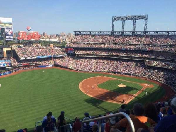 Citi Field, sección: 528, fila: 10, asiento: 2