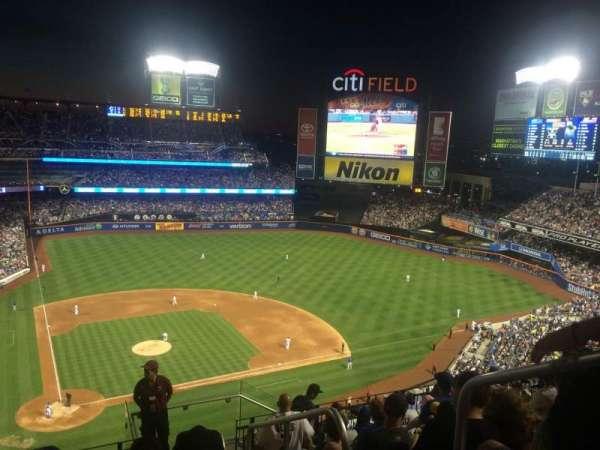 Citi Field, sección: 510, fila: 8, asiento: 2