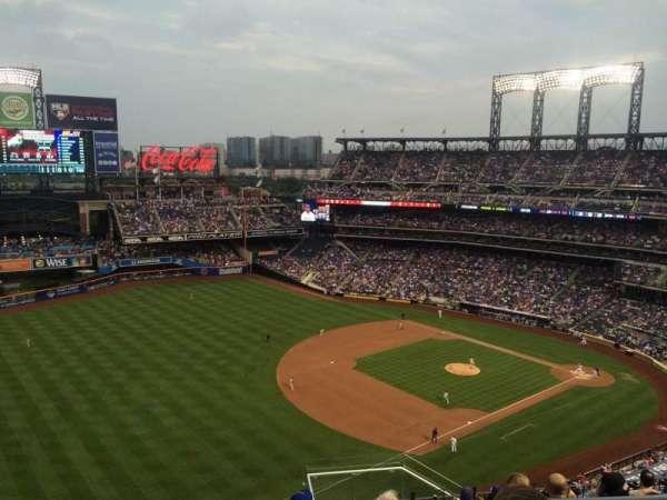 Citi Field, sección: 525, fila: 9, asiento: 2
