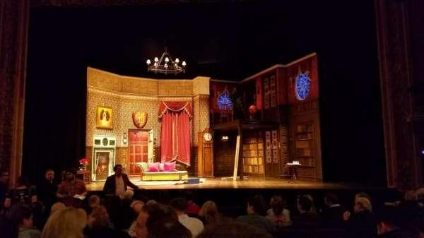 Lyceum Theatre (Broadway), sección: Orchestra C, fila: K, asiento: 106