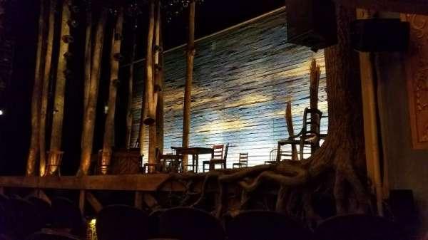 Gerald Schoenfeld Theatre, sección: Orchestra R, fila: D, asiento: 10