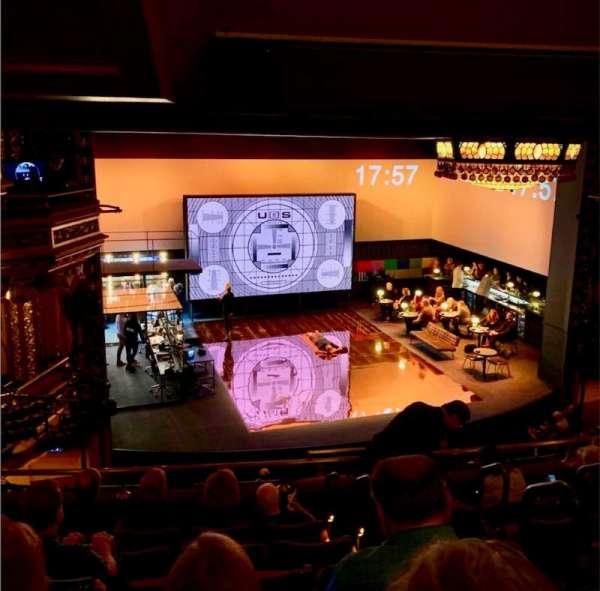 Belasco Theatre, sección: Mezzanine L, fila: G, asiento: 8