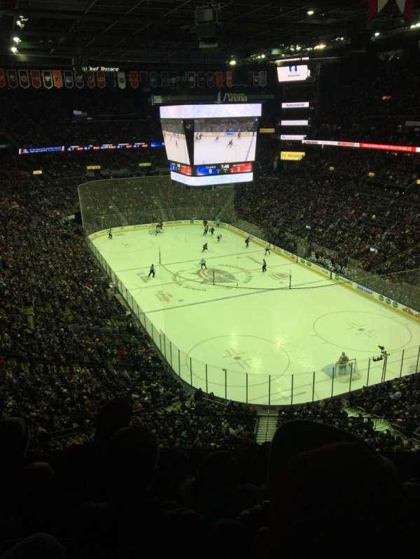 Nationwide Arena, sección: 212, fila: D, asiento: 6