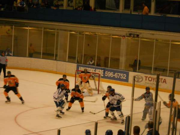 Cadet Ice Arena, sección: LL, fila: M, asiento: 12