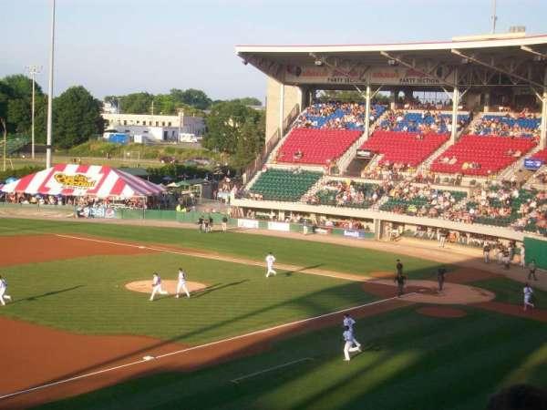 McCoy Stadium, sección: General Admission