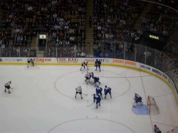 Scotiabank Arena, sección: 319, fila: 14, asiento: 33