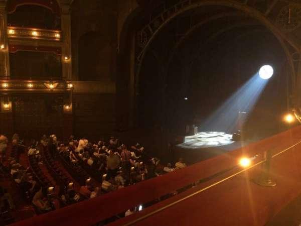 Lyric Theatre, sección: Dress Circle R, fila: A, asiento: 26