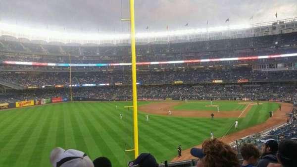 Yankee Stadium, sección: 232b, fila: 6, asiento: 8