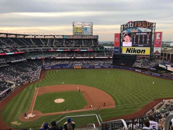 Citi Field, sección: 509, fila: 8, asiento: 24