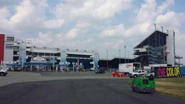 Richmond International Raceway, sección: Outside