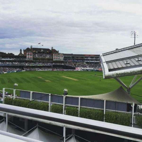 Kia Oval, sección: Westminster Terrace
