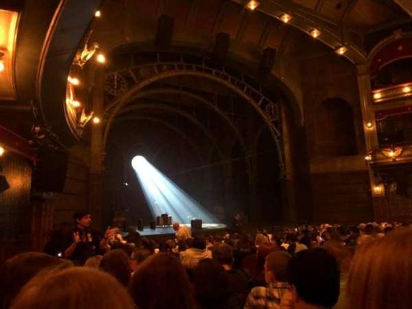 Lyric Theatre, sección: ORCHL, fila: P, asiento: 35