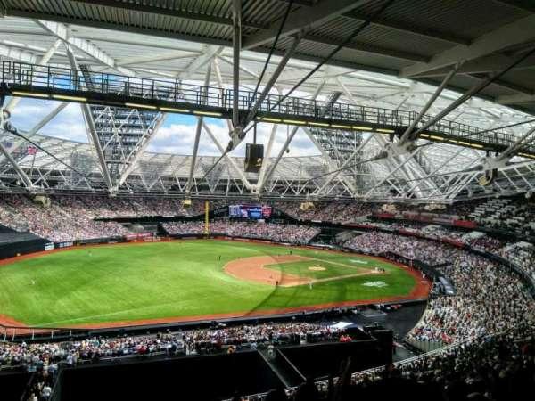 London Stadium, sección: 254, fila: 46, asiento: 785