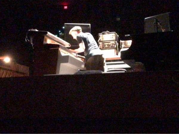 Walt Disney Concert Hall, sección: Front Orchestra, fila: AA, asiento: 135