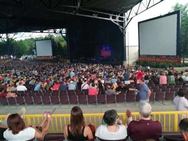 Jiffy Lube Live, sección: 301, fila: D, asiento: 28